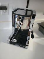 Klarstein Espresso Coffee Machine 15 bar 1350 W Milk frother Retro Design