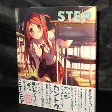 KANTOKU ARTWORKS STEP ANIME AND GAME JAPAN CUTE GIRL ART BOOK NEW
