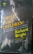 Uncle Tom's Children Richard Wright 1963 1st Print African American OOP Rare!