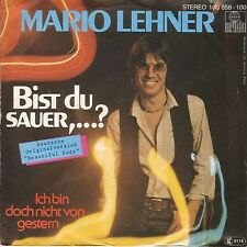 "Mario Lehner - Bist du sauer?: Bellamy-Brothers Coverversion (7"" Vinyl-Single)"