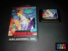 Game sega mega drive wonder boy in monster world (pal)