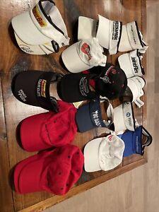 Lot Of 18 Triathlon Running Hats Visors