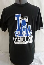 UPPER PLAYGROUND-MEN'S T-SHIRT-L.A. WALRUS LOGO-SIZE: SMALL or YOUTH XL-NEW!!