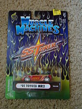 Muscle Machines SS Tuner '01 2001 Toyota MR2 Red 1.64 MOC 2003