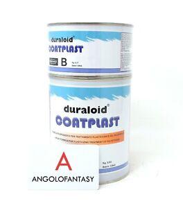 Duraloid Coatplast Prochima Bicomponente epossidico 1 kg copertura polistirolo