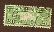 US Stamps, Scott C9, 20 cent Airmail Mint, Used