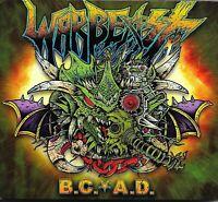 WARBEAST - B.C.- A.D. CD/DVD Combo BRAND NEW Bruce Corbitt TEXAS THRASH METAL