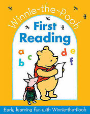 Winnie-the-Pooh: First Reading (Dean Character Workbooks), , New Book