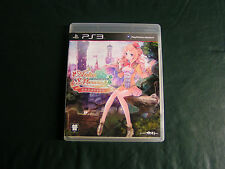 Atelier Meruru: The Alchemist of Arland 3 (Sony Playstation 3) Japanese Import