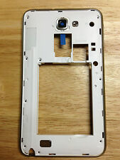 New OEM Housing Middle Frame Bezel Cover for Samsung Galaxy Note i717 T879 White