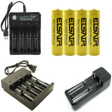 USA 2800mAh 14500 Battery 3.7v li-ion Rechargeable 14500 Batterie  Smart charger