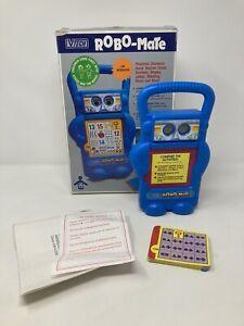 Robo-Mate Vtech 1991 Educational Toy