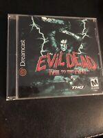 Evil Dead: Hail to the King for Sega Dreamcast, 2000