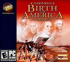 Birth of America   (PC, 2008) Rated E for Everyone
