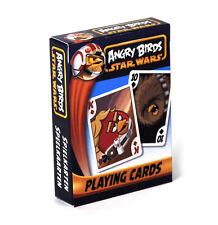 Star Wars - Angry Birds Carta de Juego