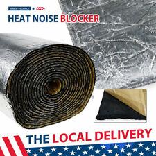 6mm Car Insulation Automotive Roof Heat Thermal Sound Deadener Mat 60