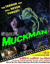 Muckman: The Terror You Will Never Forget - CREATURE FEATURE REINVENTED - DVD!