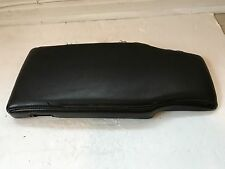 2003-2011 Lincoln Town Car Center Console Arm Rest / Lid / (Black Leather)
