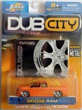 Jada Toys Dodge Contemporary Diecast Cars, Trucks & Vans with Unopened Box
