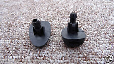 Citroën MIST WASHER SPRAY FRONT WINDSCREEN NOZZLES WATER JETS 2PCS