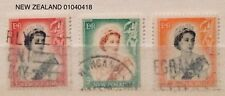 NEW ZEALAND OLD STAMPS LOT 01040418