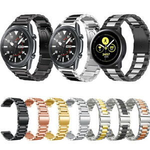 For Samsung Galaxy Watch 46mm 42mm Stainless Steel Watch Band Strap+Tool 20/22mm