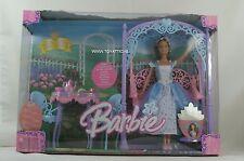 Barbie Princess Collection princess and the Pauper tea party Erika 2004 RARE!