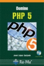 DOMINE PHP 5 (+CD). NUEVO. Nacional URGENTE/Internac. económico. INFORMATICA