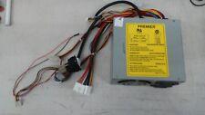 PREMIER 230 Watt XT AT 286 386 P1 P2 P3 Power Supply W/ AC Switch & Led +5V wire