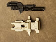 1988 Transformers Powermasters Optimus Prime Particle Beam & Laser accessory lot