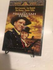 The Hallelujah Trail (DVD, 2001, Western Legends) Brand New Sealed