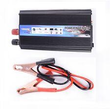 1000W Car Power Inverter DC 12V to AC 220V Modified Sine Wave Adapter Converter