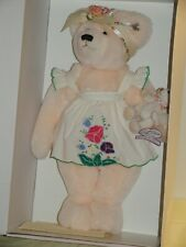 New ListingVintage Annette Funicello Peaches & Cream Bear & Baby 19in c1990s Mint in Box