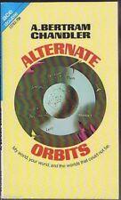 Alternate Orbits/The Dark Dimensions, Ace Double Sci Fi Paperback 1971 1st Ed