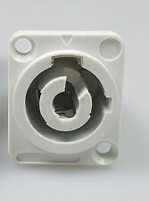 Powercon Einbau NAC3MPB Neutrik Nachbau, super Qualität wie Original, Grau
