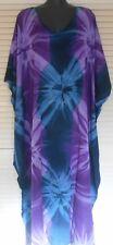 Long Kaftan Dress Classic Boho Plus Size Stunning, Groovy, size 24-34 New
