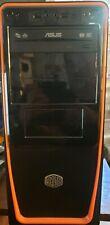 Cooler Master Elite RC-311own11123000007 Computer case Black&Orange