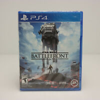 Star Wars Battlefront PlayStation 4  PS4, 2015 EA   SHIPS FAST!!   SEE VIDEOS!!!