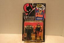 1992 Kenner Batman The Animated Series Sky Dive Batman Action Figure Toy DC