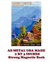 SM138 Mt Saint Helens Washington Travel 2 by 3 Inch Metal Refrigerator Magnet