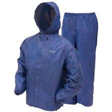 Frogg Toggs UL12104 Ultra Lite Rain Suit New BLUE SIZE 2XL FREE STUFF SACK