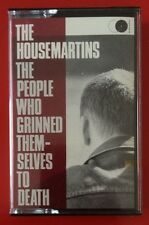 THE HOUSEMARTINS PEOPLE WHO GRINNED THEMSELVES TO DEATH CASSETTE TAPE