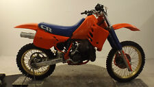HONDA CR250 1986 2 STROKE EVO MOTOCROSS BIKE*RESTORATION PROJECT *
