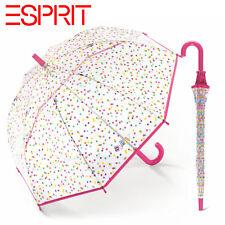 Esprit Kinder Regenschirm Domeshape Colored Dots Stockschirm
