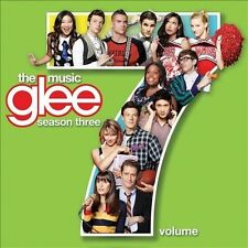 GLEE - THE MUSIC SEASON 3: VOL.7 (NEW CD, 2011, Columbia Records)