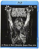 BLACK EARTH-20 YEARS OF DARK INSANITY JAPAN TOUR 2016-JAPAN BLU-RAY +Track Num