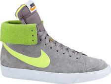 Womens Nike Blazer High Roll Vintage Suede Neu Gr:39 Grau/Gelb Vortex Sneaker
