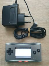 Nintendo Game Boy micro Silver Handheld-Spielkonsole Gameboy Konsole