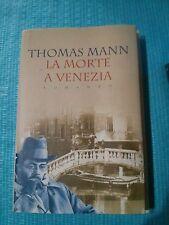 ROMANZO CLASSICO: LA MORTE A VENEZIA di THOMAS MANN - CDE