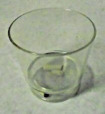 GROSS Cigarette Butt Ashes DRINKING GLASS Smokers GAG GIFT Quit Smoking